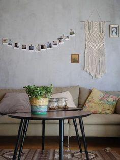 Die schönsten Wohn- und Dekoideen aus dem März | Foto von Mitglied Manntje #SoLebIch #wohnzimmer #livingroom #interior #interiordesign #interiorinspiration #wandgestaltung #bilderwand #wallart