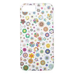 #Phone Case. Vintage. iPhone 8/7 Case - #elegant #gifts #stylish #giftideas #custom