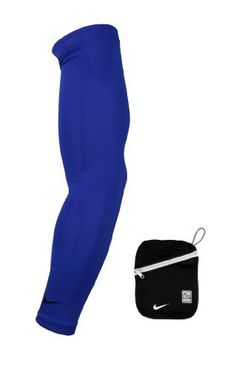 Nike Dri-Fit Solar Sleeves (M/L) - Bright Blue by Nike. $23.75. Designed to protect exposed skin from harmful rays, the Nike Dri-FIT UV Solar Golf Sleeves (1 Pair) offer a comfortable stretch fit with lightweight, sweat-wicking fabric.