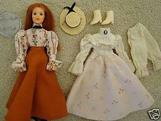 My favorite doll growing up - Jody the Country Girl - loved her.