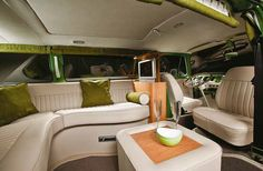 Image result for vw camper interiors