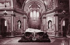 Royal Burial Ground, Frogmore, Berkshire, UK  - Queen Victoria, Prince Albert and other royals are buried in this Mausoleum as well as on the grounds