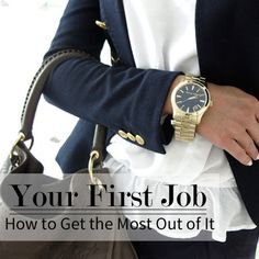 Thrive in any job! Three tips for making the most out of any job Career Planning, Career Advice, First Job Tips, Any Job, Career Development, Find A Job, Dream Job, Job Search, Have Time