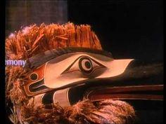 ▶ The Spirit of the Mask- sacred Native American ceremonies - YouTube 5:43 #masks #nativeamericanmasks