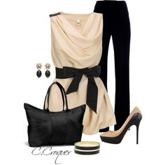 Classy with Maggie Bags, created by ccroquer on Polyvore