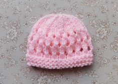 Little Jay Premature Baby Hat Small, medium, large & micro-preemie sizes available - free pattern Baby Hat Knitting Patterns Free, Baby Hats Knitting, Free Pattern, Knitted Baby Hats, Knitting Stiches, Baby Knits, Crochet Preemie Hats, Baby Hut, Knitting For Charity