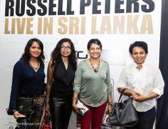 #RussellPeters #LiveInSriLanka #Colombo #SriLanka #2013 #Faces