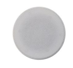 """Yamaha NS-IC400 In-Ceiling Speaker (Pair, White) by Yamaha. $149.95. From the Manufacturer                 Yamaha NS-IC400 In-Ceiling Speakers:  Better Stereo Sound Coverage in Hard-to-Reach Spaces  The NS-IC400 4-inch in-ceiling speaker is a low-profile, 2-channel sound reproduction or home theater use in spaces such as under eaves, or in hallways, bathrooms or any small spaces where 6.5"""" or 8"""" speakers are too big.  The NS-IC400 uses a double-layer cone type that delivers ..."""