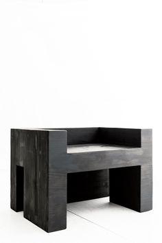 MONUMENTS - Limited edition furniture designed by Lukas Machnik www.LukasMachnik.com