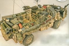 U.S. Special Forces Jeep Truck, 4x4 Trucks, Military Guns, Military Vehicles, War Pigs, British Armed Forces, Bug Out Vehicle, Ride 2, Military Modelling