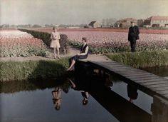 Ολλανδία 1931 - WILHELM TOBIEN / National Geographic tumblr