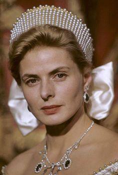"Ingrid Bergman - ""Anastasia"" (1956)"