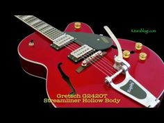 Testipenkissä: Gretsch Streamliner G2420T Hollow Body | Kitarablogi.com – Finland's premier Guitar and Bass blog