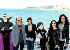 Alaska, Mario Vaquerizo, Clara Lago y Santiago Segura revolucionan Sitges #actor #famosos #festival #cine #film