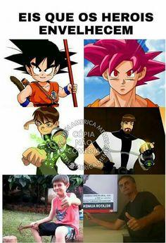 O maior heroi Memes Humor, Lol Memes, Funny Memes, Jokes, Anime Meme, Otaku Anime, Httyd, America Memes, Dragon Memes