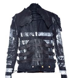 Harlock Jacket from Delicious Boutique & Corseterie