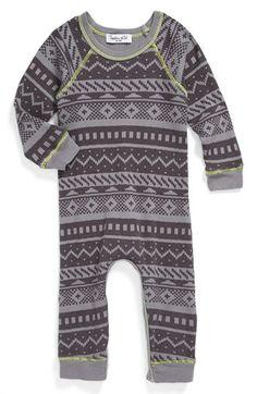 Splendid Knit Romper (Baby Boys) | Nordstrom