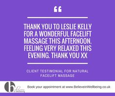 Natural Face Lift, Appointments, Massage, Therapy, England, Feelings, Books, Libros, Book