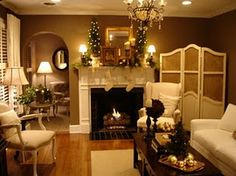 cute livingroom and house...Sama would like it.