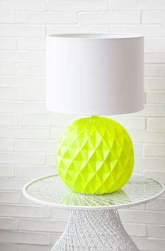pretty neon lamp