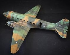 Neil McConnachie build this Italeri over the span of 10 years, time well spent I'd say Airfix Models, Aircraft Painting, Model Hobbies, Military Modelling, Vintage Air, Military Diorama, Aviation Art, Model Airplanes, Model Ships