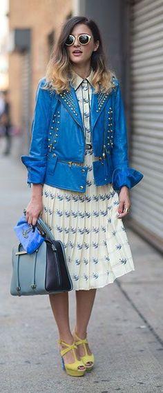 BAZAAR New York Street Style