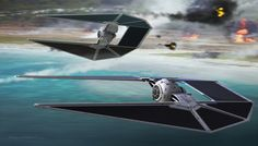 Spaceship concept art for Rogue One by Thom Tenery , James Clyne , Doug Chiang  and Ryan Church . HAPPY NEW YEAR!!!!          Keywords: star...