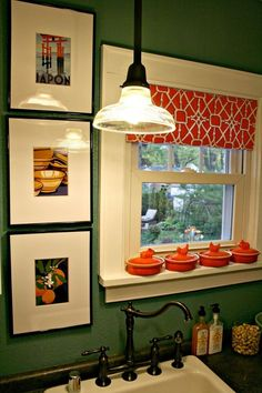 Shelley & Reed's Creative Cottage — more great art work