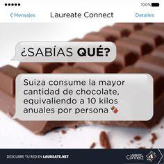 ¿Qué tipo de chocolates te gusta más? #SabiasQue #Chocolate