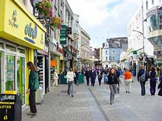 Galway City in Ireland - really I think I like it better than Dublin