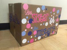Gender reveal box – AlwaysTheOccasion