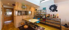 家にいながらアウトドアライフをキャンプの楽しさを家でも家でくつろぐ感覚を外でも http://100life.jp/feature/20360/