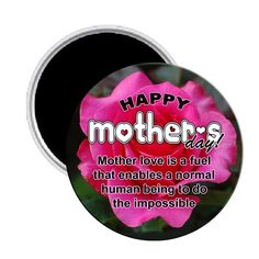 Happy Mothers Day! Refrigerator Magnet | Balli Gifts