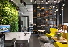 Built by Sergey Makhno ,Illya Tovstonog in , Ukraine with date 2014. Images by Andrey Avdeenko. Minimalism with loft elements and warm notes of Ukrainian art create a special atmosphere in the workshop that, like ...