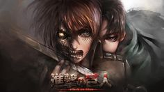 Credit Goes To The Artist Attack On Titan Season Attack On Titan Attack On Titan Eren