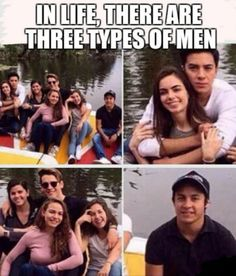 On 9gag we know which is the predominant type.