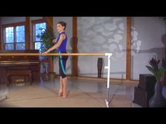 A Dancer's Body:  Total Body Workout - sample 2