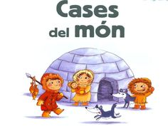 Title Slide of Cases del món Wordpress, Darwin, My Animal, Continents, Social Studies, Valencia, Activities For Kids, Teddy Bear, Culture