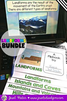 Landforms Bundle (Fl