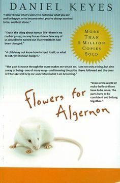 Daniel Keyes Flowers For Algernon