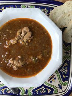 Chicken Taco Soup, Chipotle Chicken, Tunisian Food, Cup Of Soup, Soup Broth, Lentil Soup, Chana Masala, Lentils, Soup Recipes