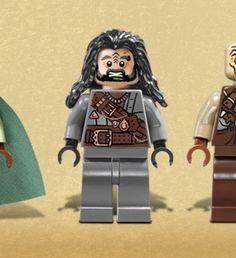 """Lego Peter Jackson as a """"Pirate of Umbar""""!!!"""