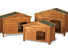 The Oxford kennel offers the perfect garden shelter for all small, medium and large domestic #dogs