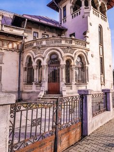 Charming Little City Near Bucharest – Ploiești, Romania – Chique Romania Beautiful Places To Visit, Beautiful Homes, Going On A Trip, Cool Cafe, Sundial, Bucharest, 16th Century, Far Away, Cottages