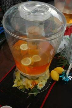 Lemongrass Ginger was popular!