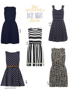 the summer date night dress