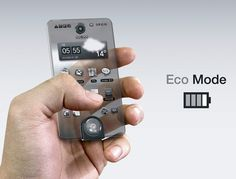 The Second Life mobile phone.