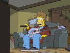 Pink Floyd - Comfortably Numb (The Simpsons vs Futurama)