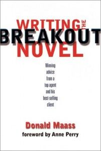 Writing the Breakout Novel - One of 11 books recommended by Jocelyn Green for writing fiction