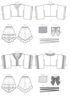 how to make a kimono out of a bedsheet